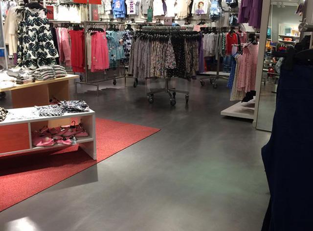 Winkelvloer door Devafloor